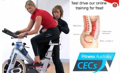 how to core connect on an indoor bike cycle excel blog